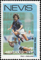 [Football World Cup - Mexico 1986, Typ LR]