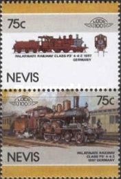 [Railway Locomotives, Typ MZ]