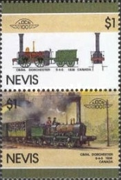 [Railway Locomotives, Typ NB]