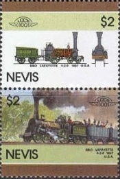 [Railway Locomotives, Typ NF]