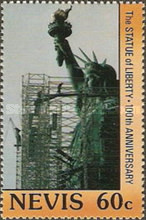 [The 100th Anniversary of Statue of Liberty, Typ NL]
