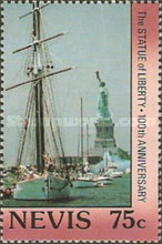 [The 100th Anniversary of Statue of Liberty, Typ NM]