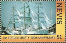 [The 100th Anniversary of Statue of Liberty, Typ NN]