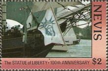 [The 100th Anniversary of Statue of Liberty, Typ NP]