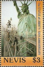 [The 100th Anniversary of Statue of Liberty, Typ NR]