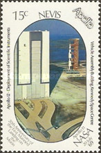 [The 20th Anniversary of First Manned Landing on Moon, Typ QI]