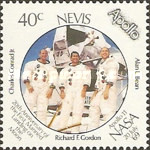 [The 20th Anniversary of First Manned Landing on Moon, Typ QJ]