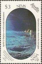 [The 20th Anniversary of First Manned Landing on Moon, Typ QL]