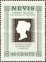 [The 150th Anniversary of the Penny Black, Typ QT]
