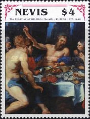 [The 350th Anniversary of the Death of Rubens, 1577-1640, Typ SI]