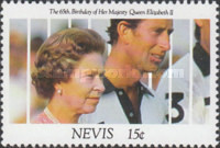 [The 65th Anniversary of the Birth of Queen Elizabeth II, Typ UD]