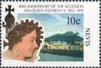 [The 40th Anniversary of Queen Elizabeth II's Accession, Typ VN]