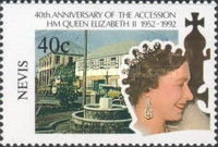 [The 40th Anniversary of Queen Elizabeth II's Accession, Typ VO]