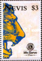 [The 75th Anniversary of International Association of Lions Clubs, Typ YC]