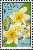 [West Indian Flowers, Typ YX]