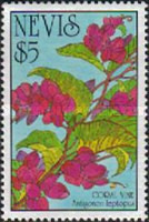[West Indian Flowers, Typ ZE]