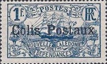 [Postage Stamps of 1905 Overprinted