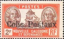 [Postage Stamps of 1928 Overprinted