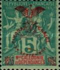 [French Colonies Postage Stamps Overprinted
