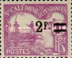 [Not Issued Postage Due Stamps Surcharged, Typ C]