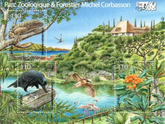[The 50th Anniversary of Michel-Corbasson Zoo, Typ ]