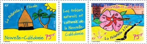 [Philately in the School, Typ ]