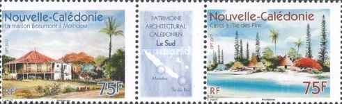 [Architecture of New Caledonia - The South, Typ ]