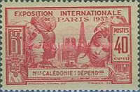 [World Exhibition - Paris, France, type AB]