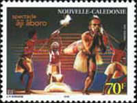 [Dance Performancees in Nganjil Cultural Center, Tjibaou, Typ AGE]