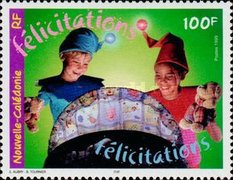 [Greeting Stamps, Typ AGL]
