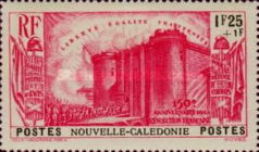 [The 150th Anniversary of French Revolution, type AI3]