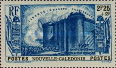 [The 150th Anniversary of French Revolution, type AI4]