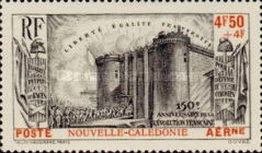 [The 150th Anniversary of French Revolution, type AI5]