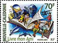 [Philately in School - Campagin for Reading, Typ AIP]