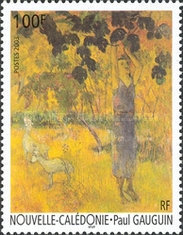 [The 100th Anniversary of the Death of Paul Gauguin, 1848-1903, Typ AKG]