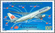 [The 20th Anniversary of Air Caledonia International, Typ AKI]