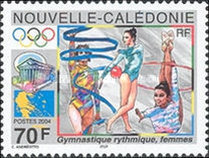 [Olympic Games - Athens, Greece, Typ ALV]