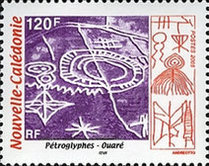 [New Caledonian Petroglyphs, Typ AND]