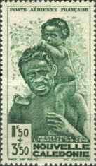 [Airmail - Colonial Children's Fund, Typ AO]