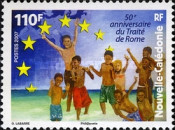 [The 50th Anniversary of the Treaty of Rome, Typ AOQ]