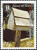 [Stamp Day - Letter boxes, Typ APJ]