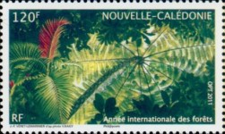 [International Year of Forests, type AUE]