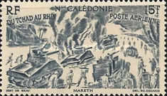 [Airmail - From Chad to the Rhine, Typ AX]