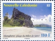 [Landscapes and Animals of New Caledonia, Typ AXB]