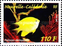 [Landscapes and Animals of New Caledonia, Typ AXO]