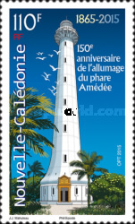 [The 150th Anniversary of Amédée Lighthouse, type AYO]