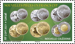 [New 2021 Series of CFP Coins, type BCX]