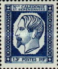 [The 100th Anniversary of Postal Service in New Caledonia, Typ CJ]