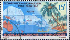 [The 5th South Pacific Conference, Pago-Pago, Typ CR]