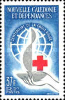 [The 100th Anniversary of International Red Cross, Typ DB]